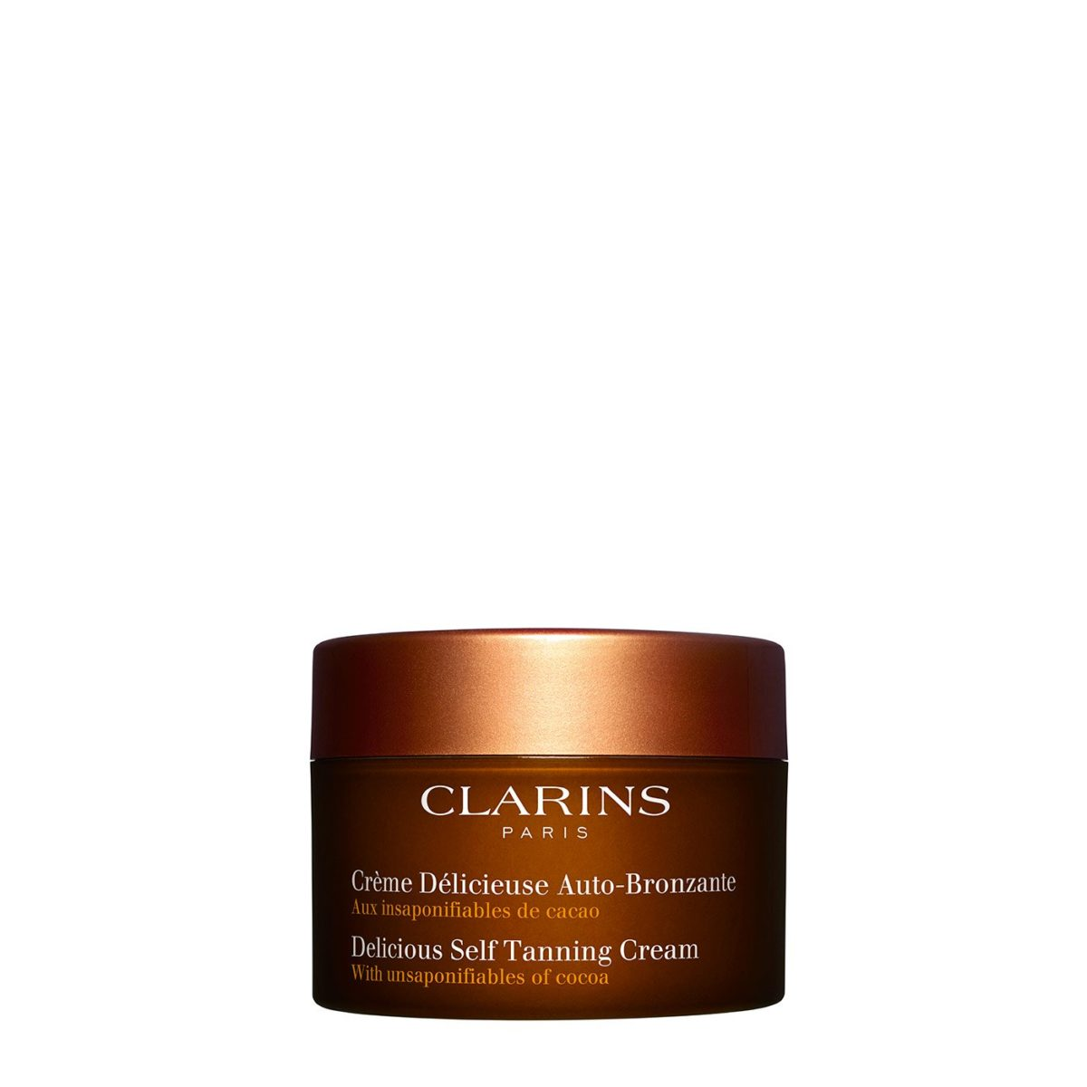ClarinsDelicious self tanning cream 150 ml