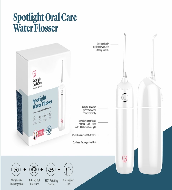 Spotlight Water Flosser