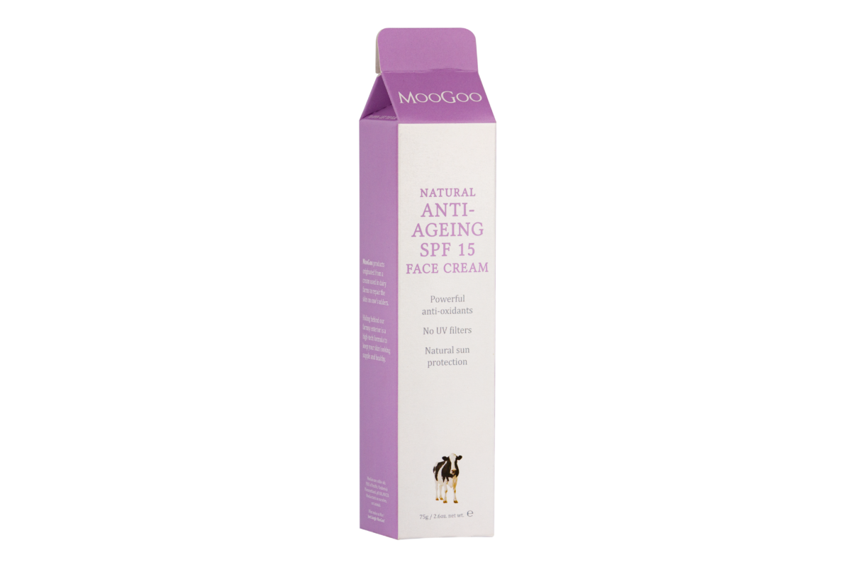 MooGoo anti-aging spf15 face cream 75 ml