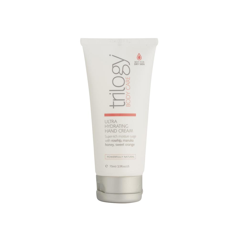 Trilogy Ultra hydrating hand cream 75 ml