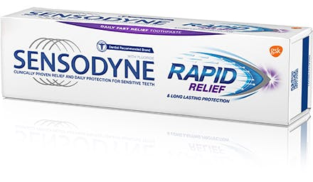 Sensodyne Rapid relief 75 ml