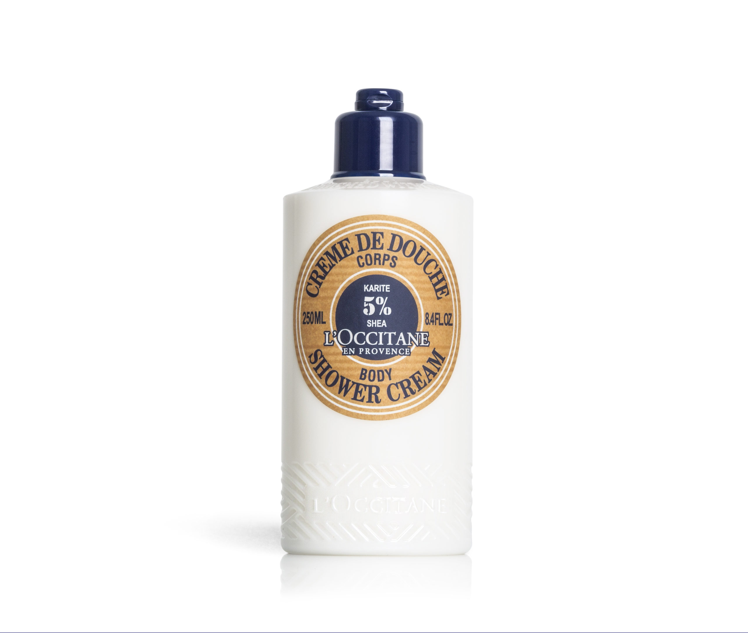Loccitane Shea butter shower cream 250ml