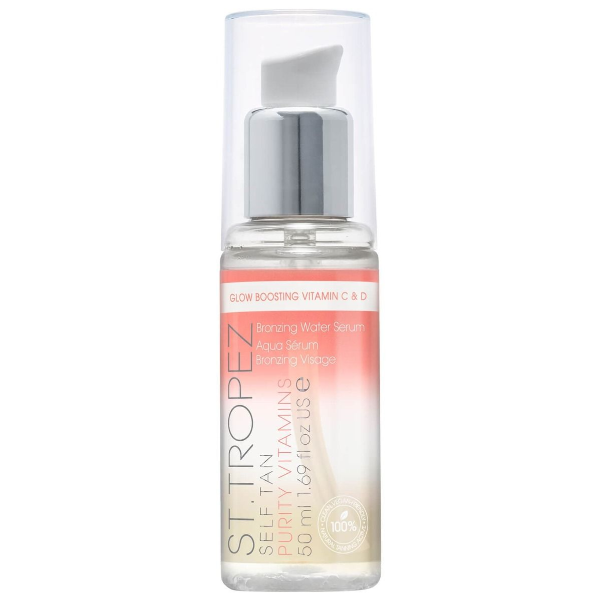 St.Tropez Purity Vitamins Self Tan Face Serum - 50ml