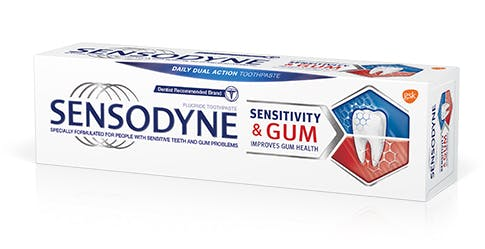 Sensodyne Sensitivity & gum 75 ml