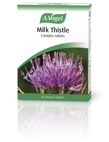 A Vogel Milk Thistle 60 tablets