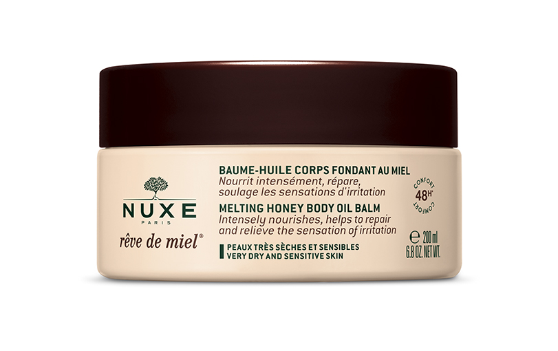 Nuxe Reve de Miel melting honey body oil balm 200 ml