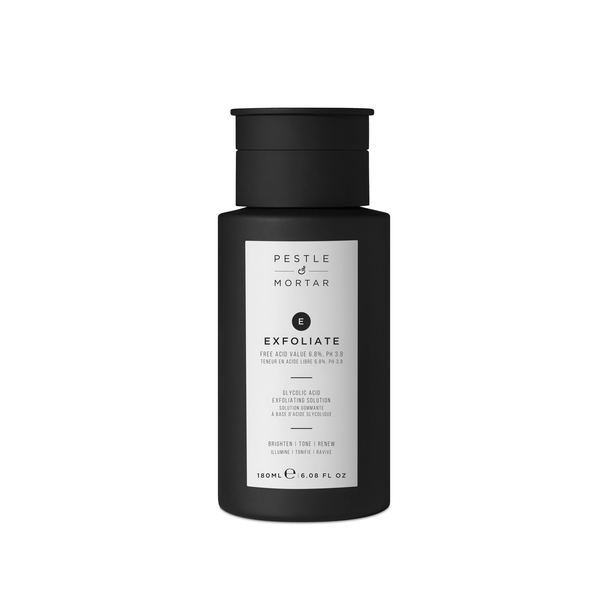 Pestle and Mortar Exfoliate Gylcolic Acid Toner 180ml