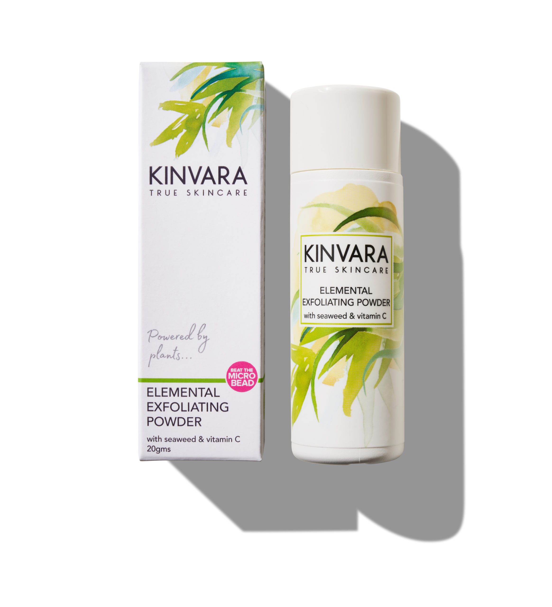 Kinvara Exfoliating powder 20g