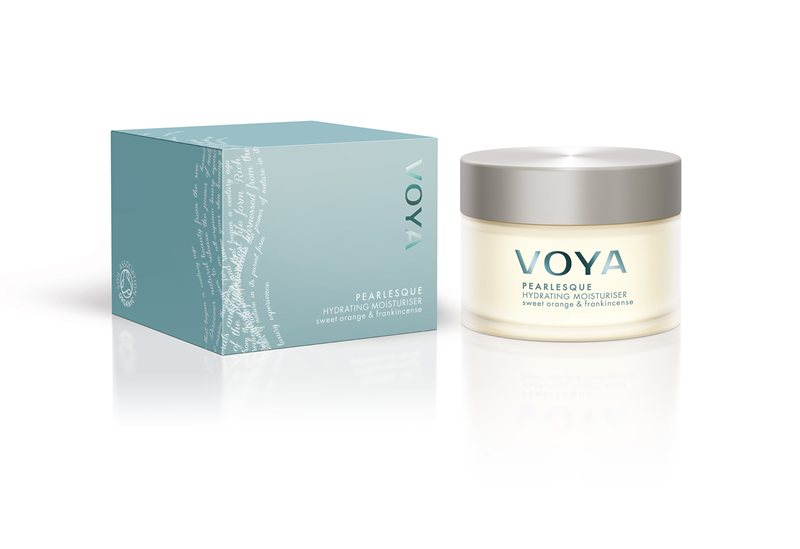 Voya Pearlesque Hydrating Moisturiser 50 ml