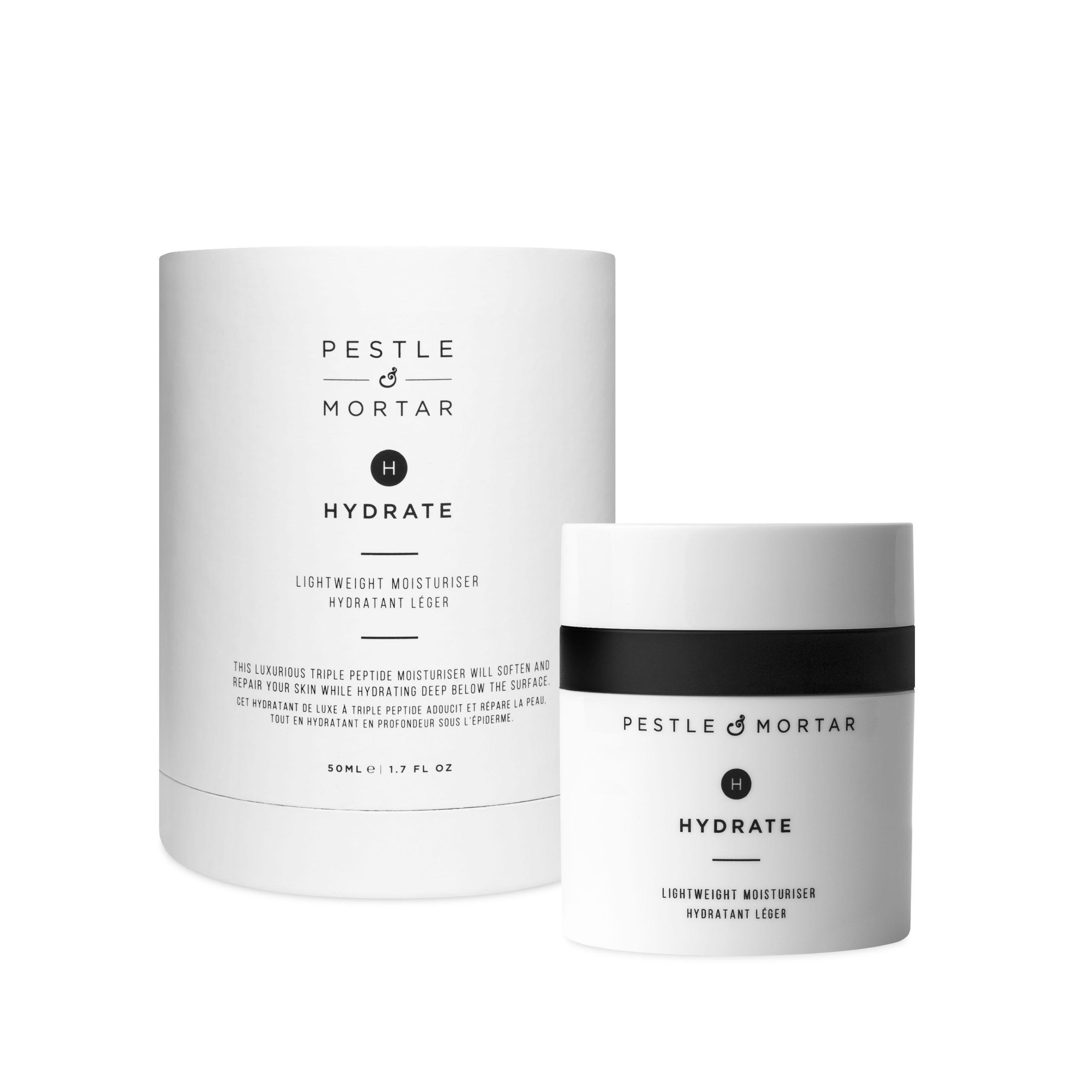 Pestle and Mortar Hydrate Moisturiser 50ml