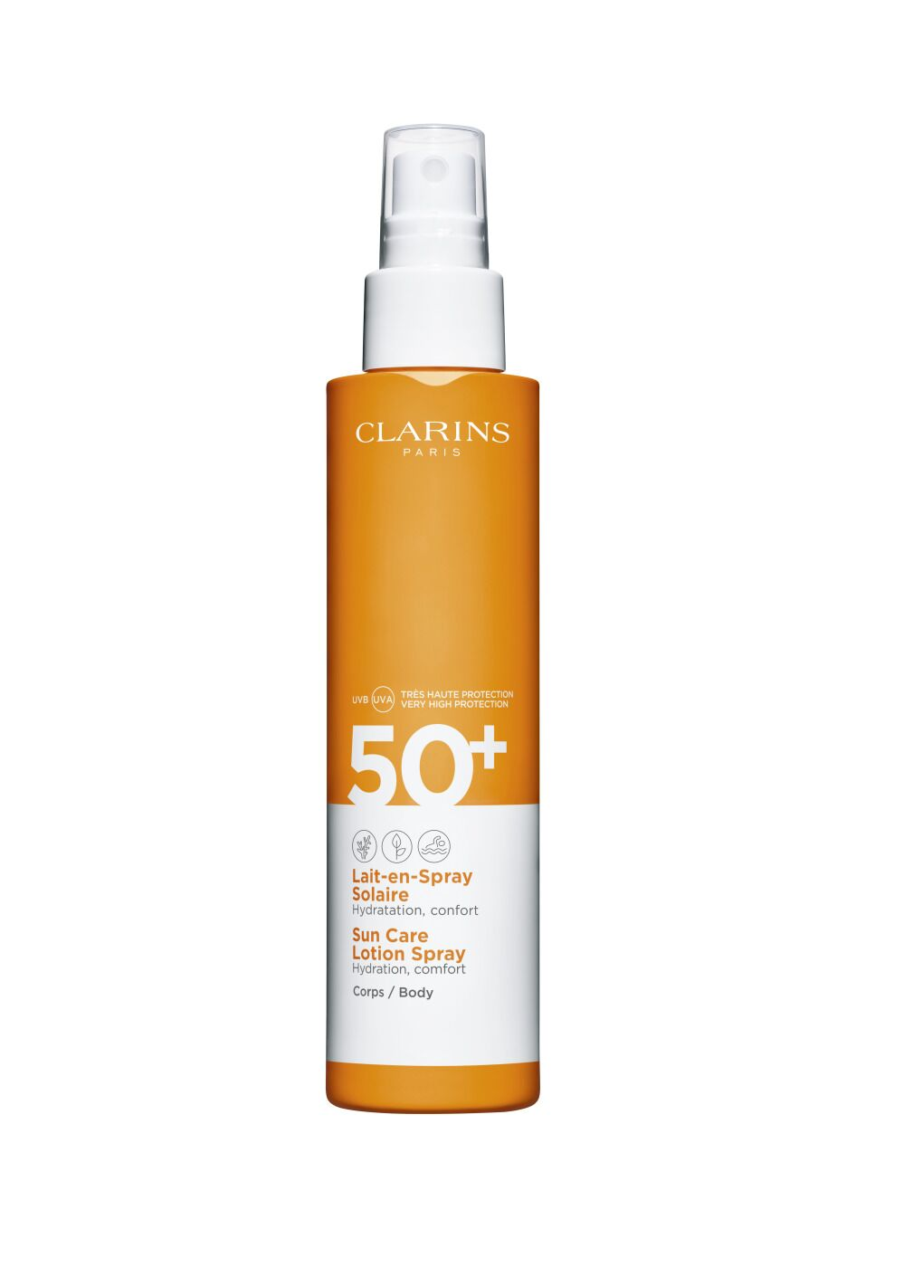 Clarins Sun care body lotion in spray 150 ml