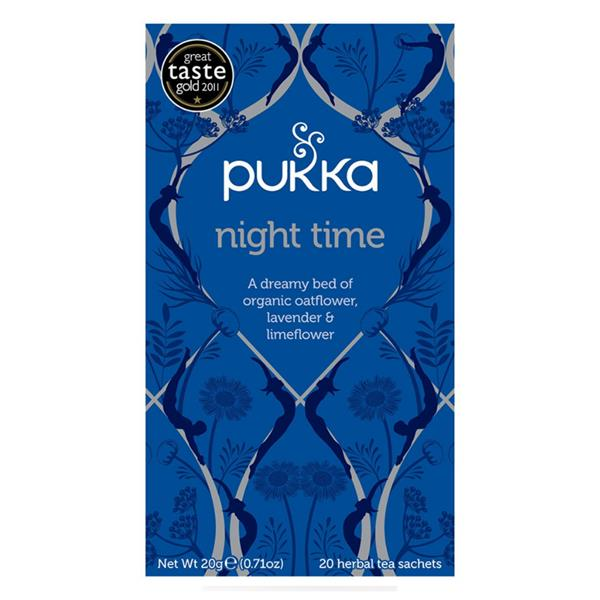 Pukka Night Time 20 teabags