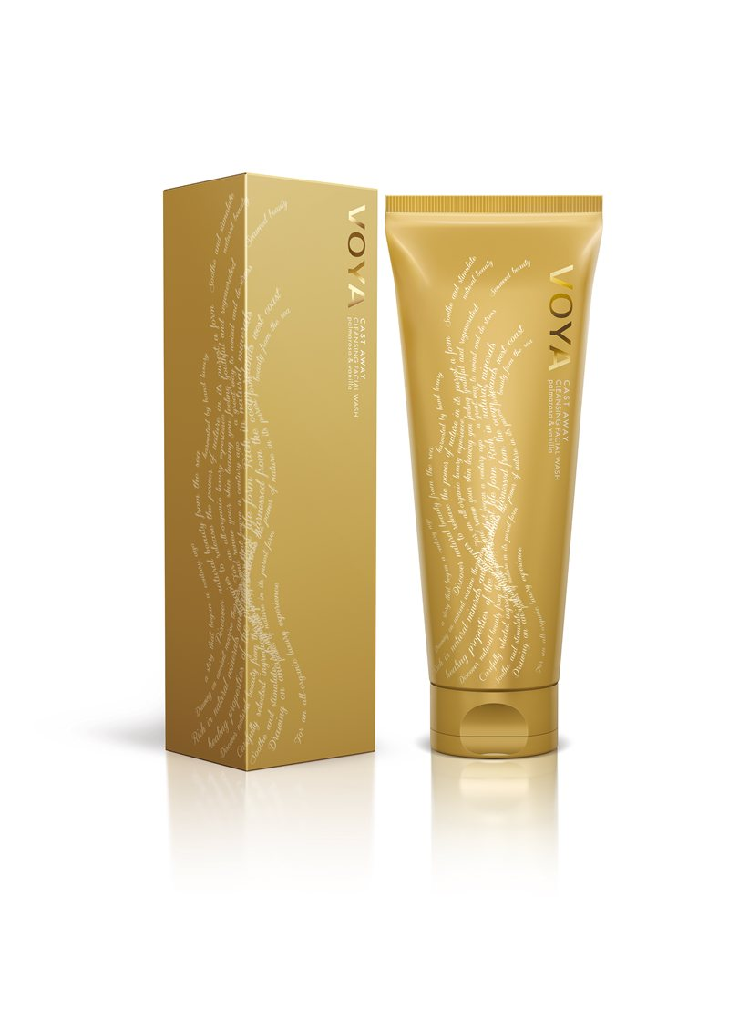 Voya Cast Away Facial Wash 125 ml