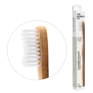 Humble Bamboo toothbrush soft white