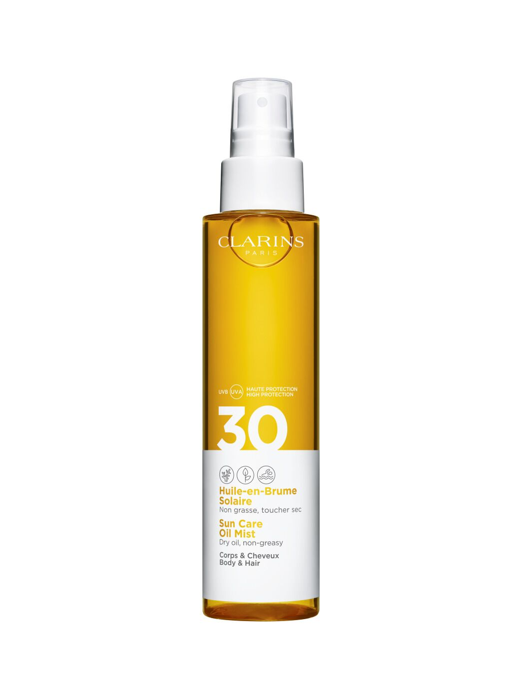 Clarins Sun care body oil in mist 150 ml