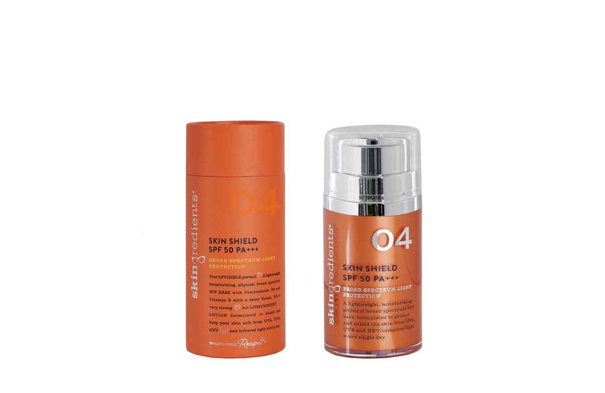 Skin gredients Skin Shield SPF 50+ 50ml