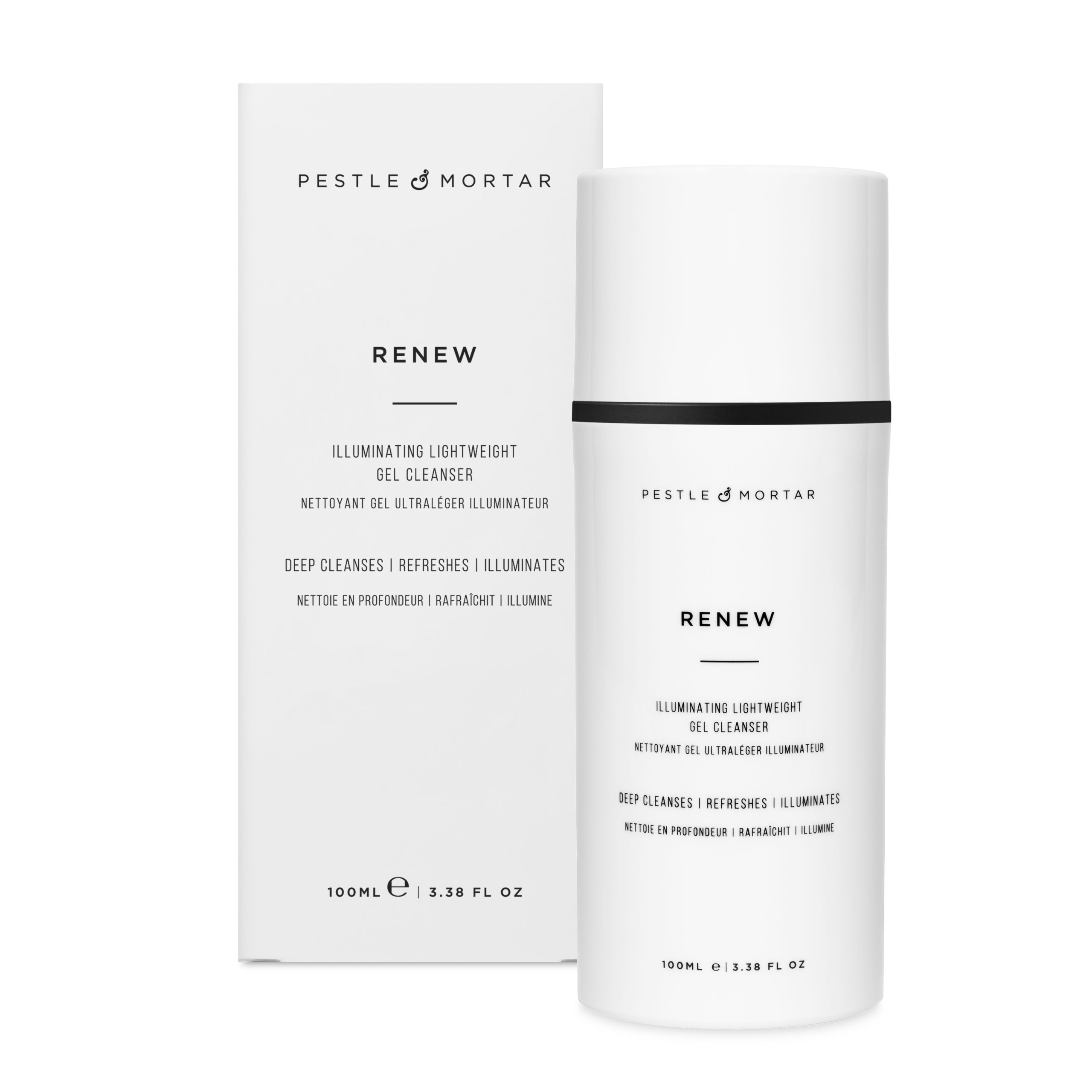 Pestle and Mortar Renew Cleansing Gel 100ml