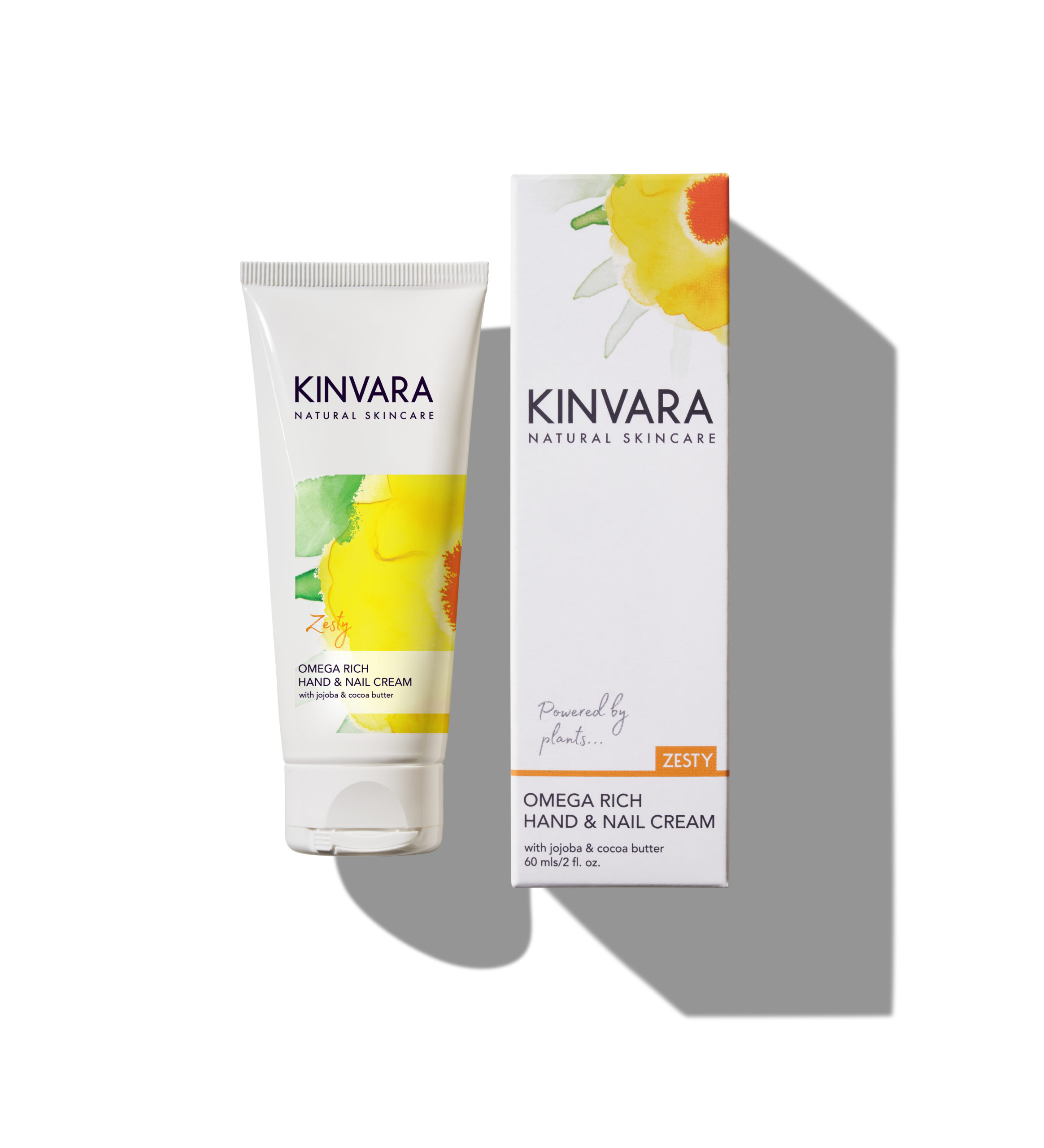 Kinvara Omega 3 Rich hand cream 60 ml
