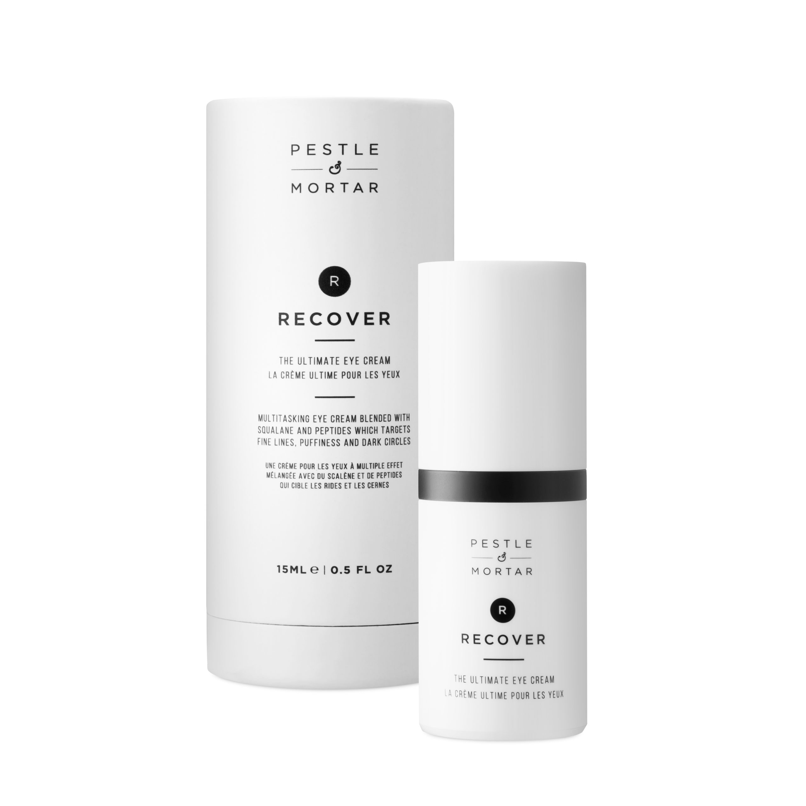Pestle and Mortar Recover Eye Cream 15ml