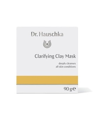 Dr Hauschka Clarifying clay mask 90 g