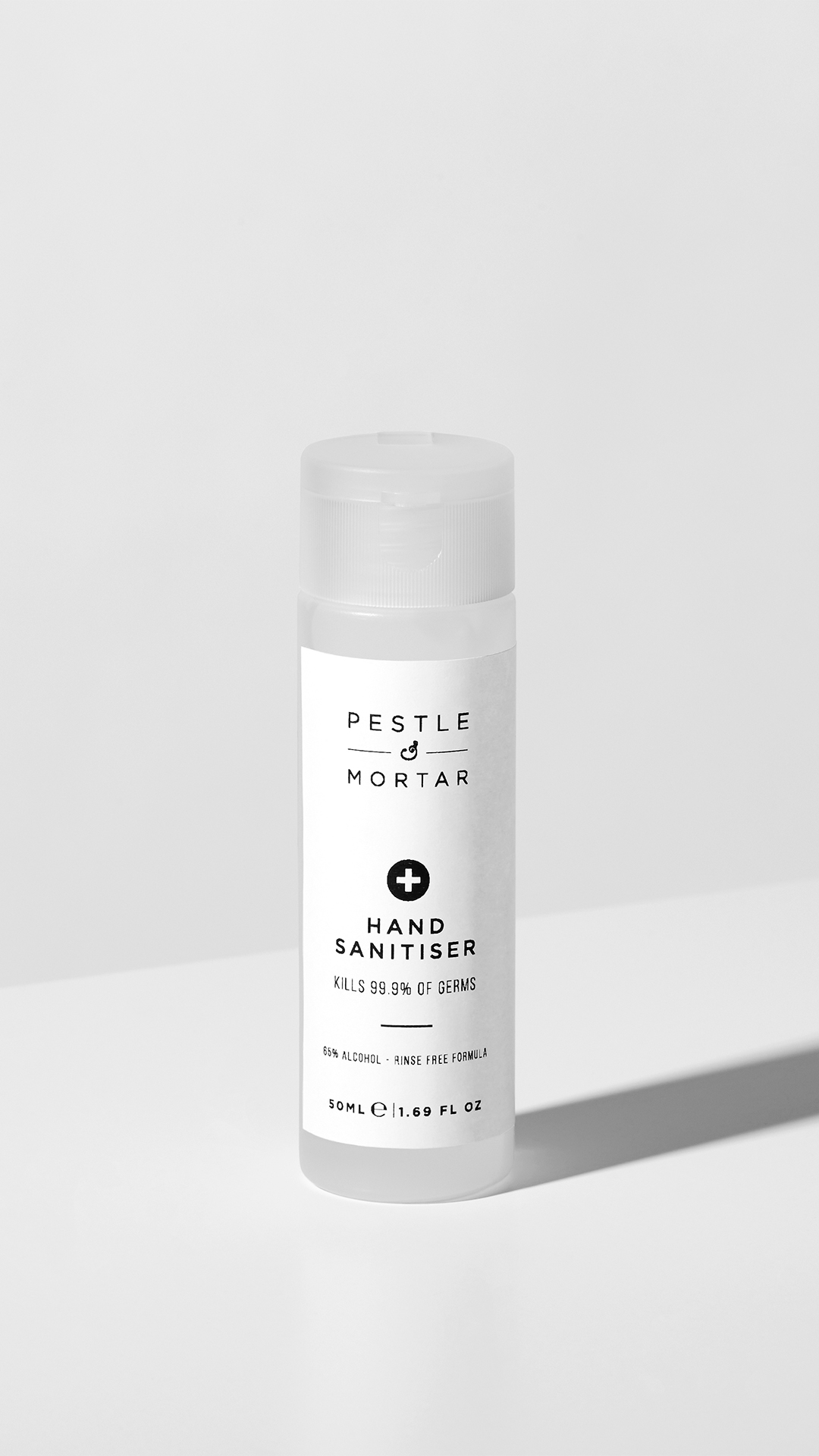 Pestle and Mortar hand sanitizer 50 ml