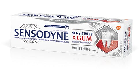Sensodyne Sensitivity & gum whitening  75 ml