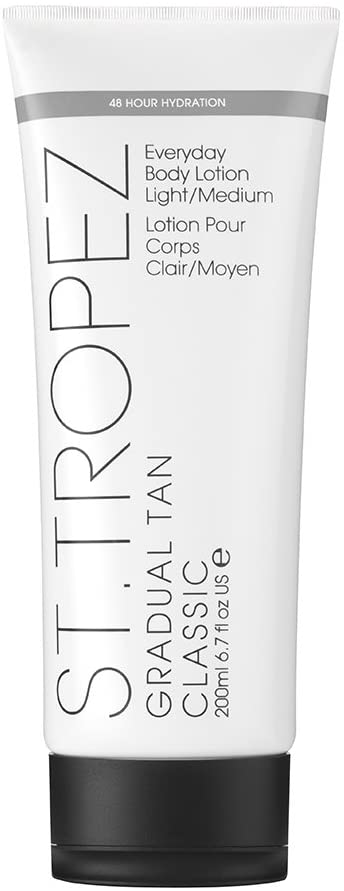 St Tropez Gradual Everyday Body Tan, Light/Medium 200 ml