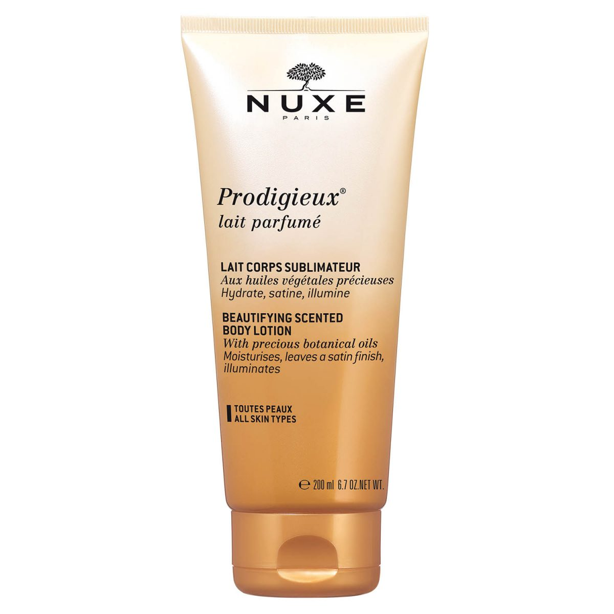 Nuxe Prodigieus body lotion 200 ml