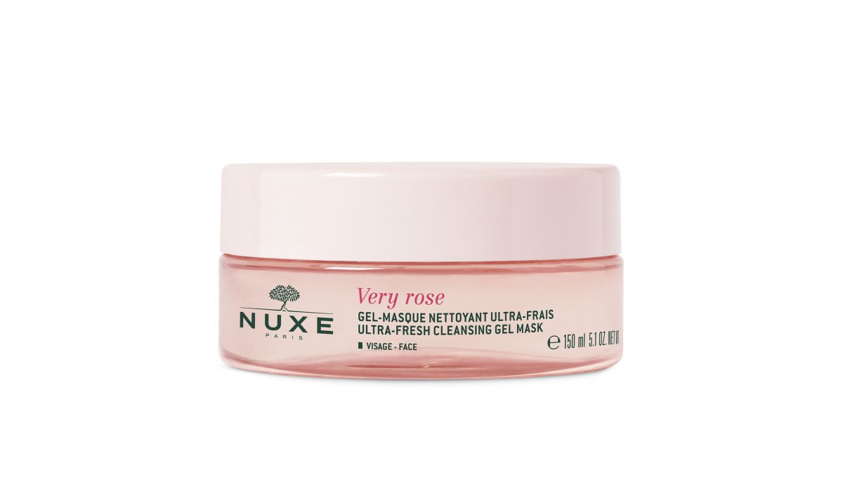 Nuxe Very Rose cleansing mask 150 ml