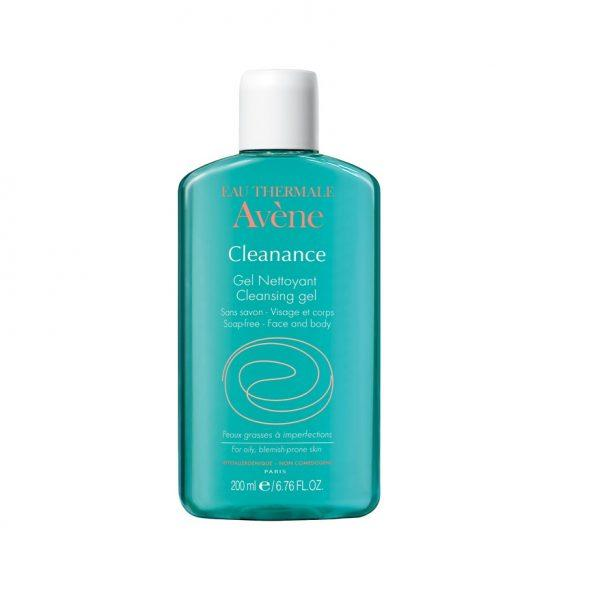 Avene Cleanance Cleansing Gel for Blemish-Prone Skin 200ml