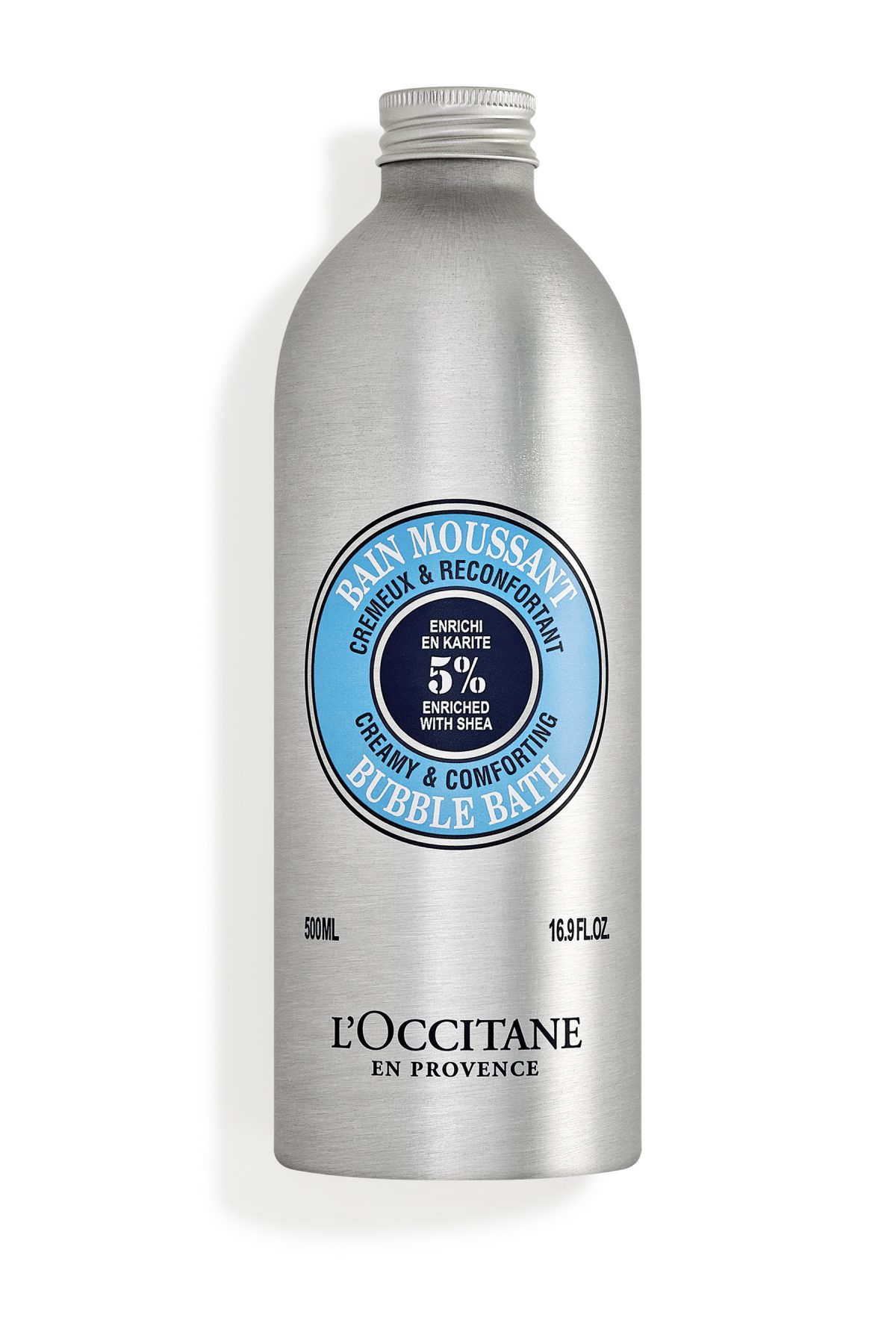 Loccitane Shea butter bubble wash 500 ml