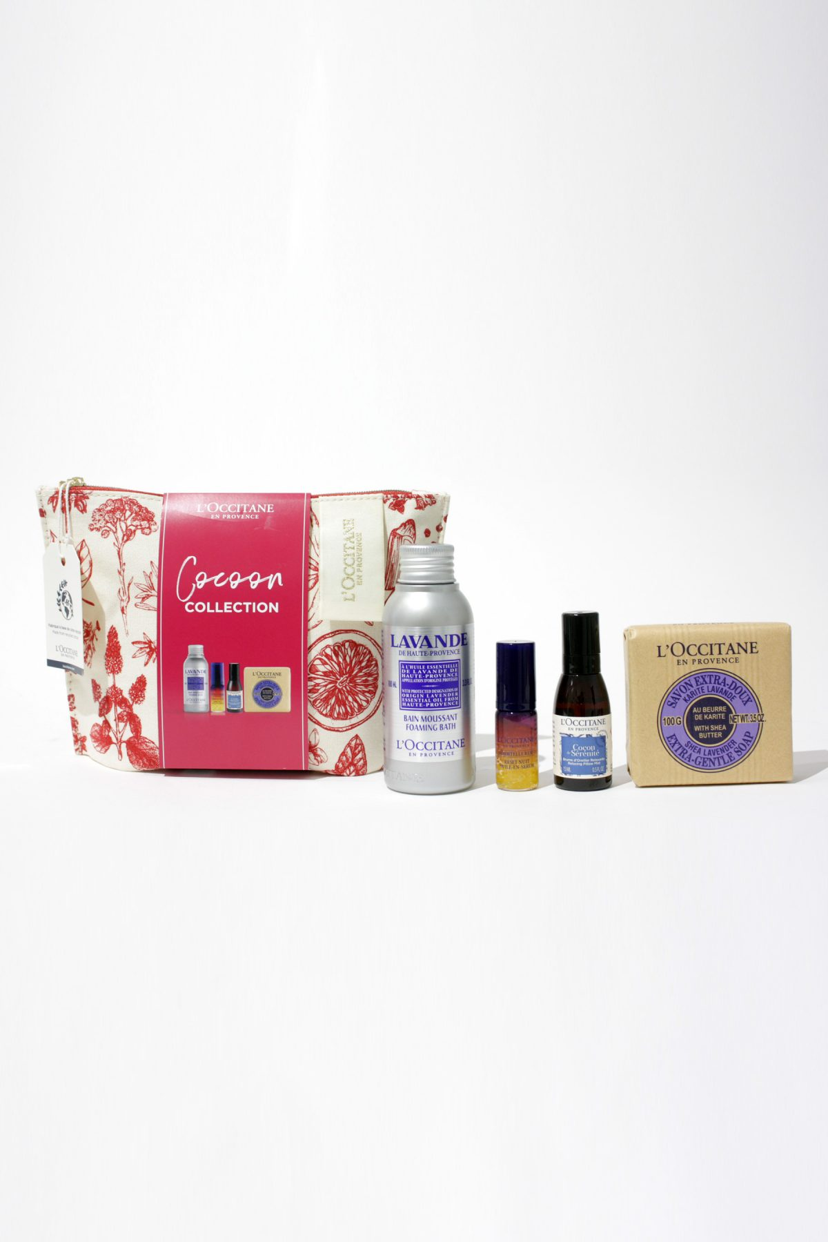Loccitane Cocoon collection