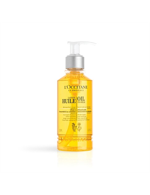Loccitane Oil to Milk cleanser 200 ml