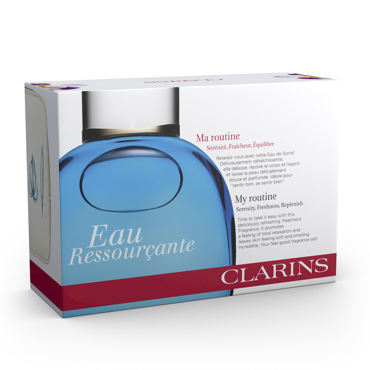 Clarins Eau Ressourcante Revitalizing Collection