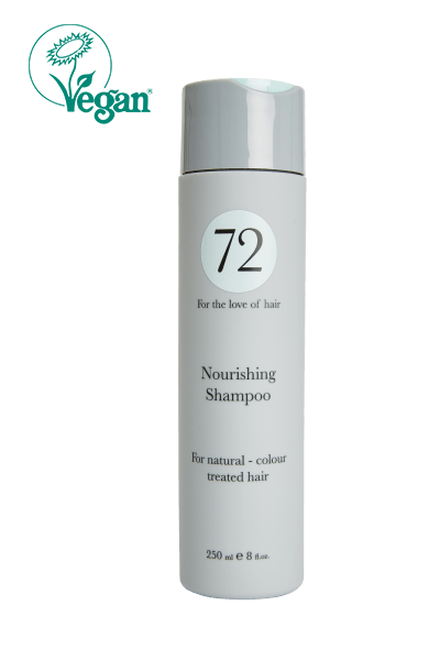 72 Nourishing Shampoo 250ml