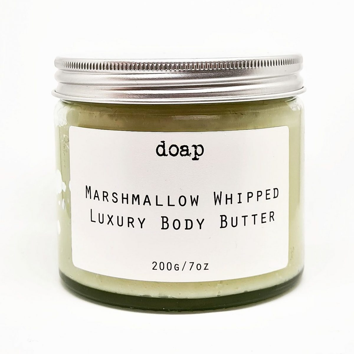 DOAP Whipped Marshmallow Luxury Body Butter 200g
