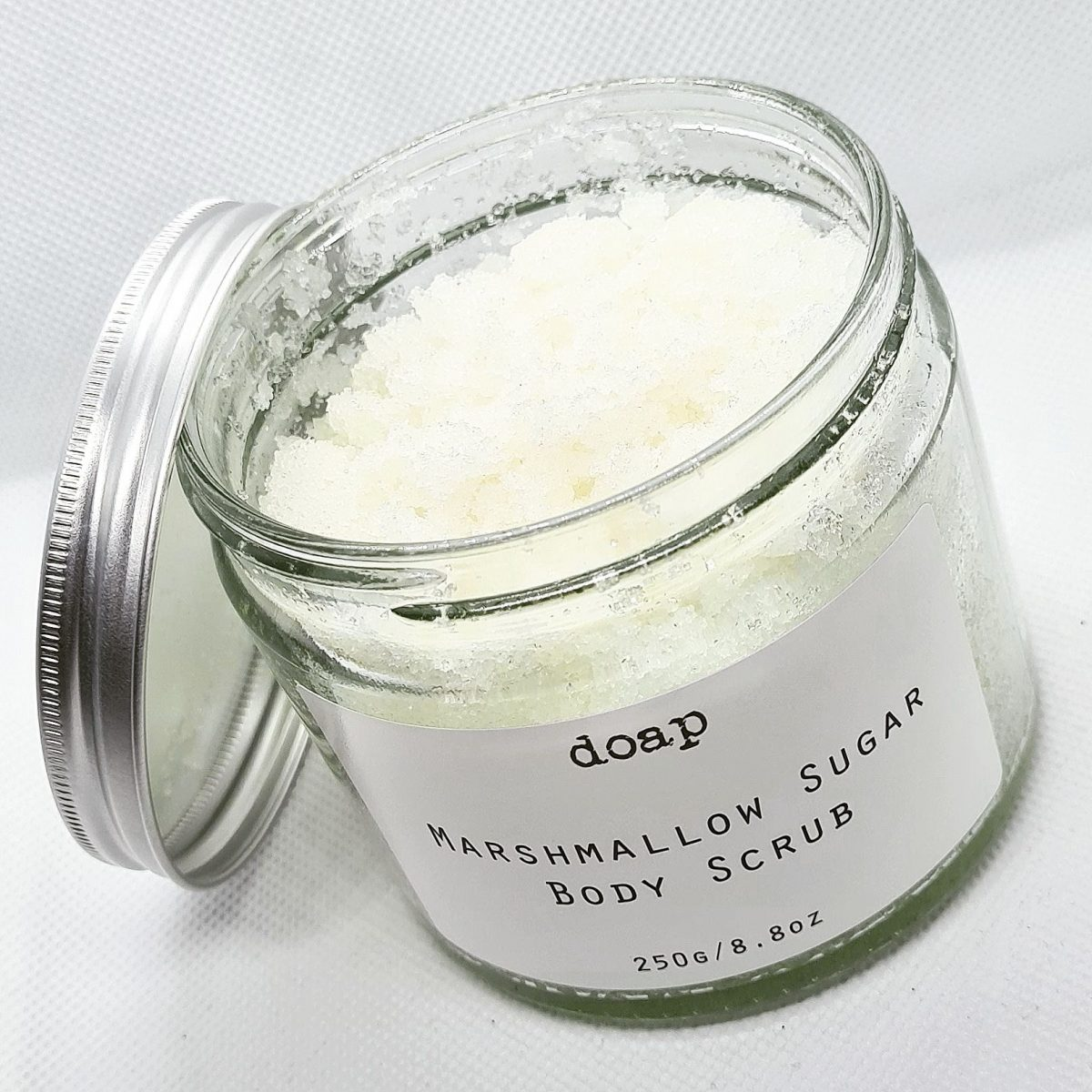 DOAP Marshmallow Sugar Body Scrub 250g