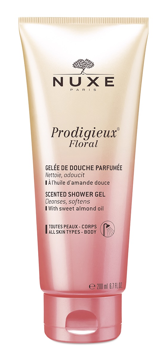 Nuxe Prodigieux Florale shower gel 200 ml